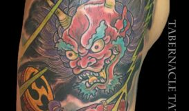 Raijin tattoo